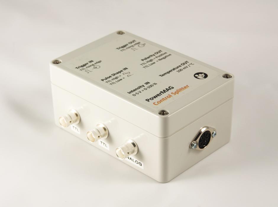control splitter box