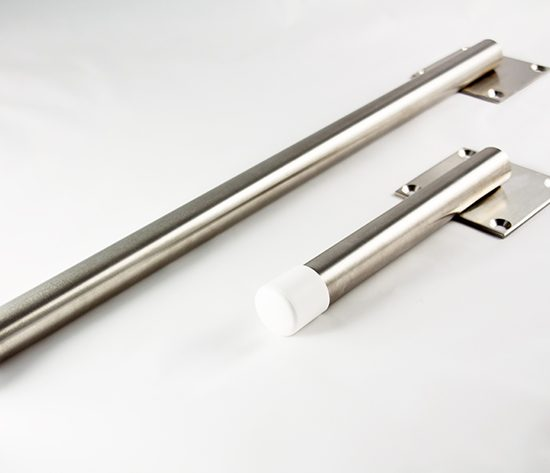 Coil arm support bar